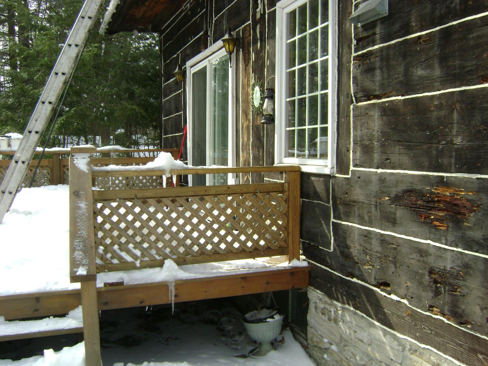 railing for deck