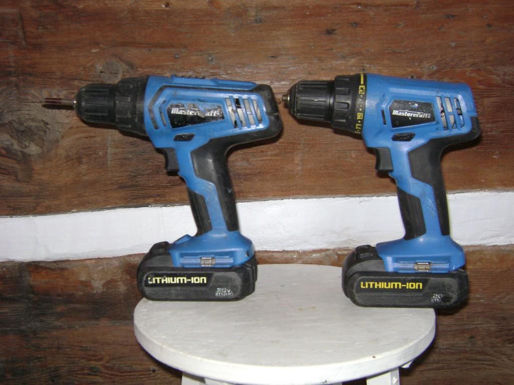 battery drills