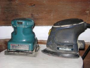 electric sanders