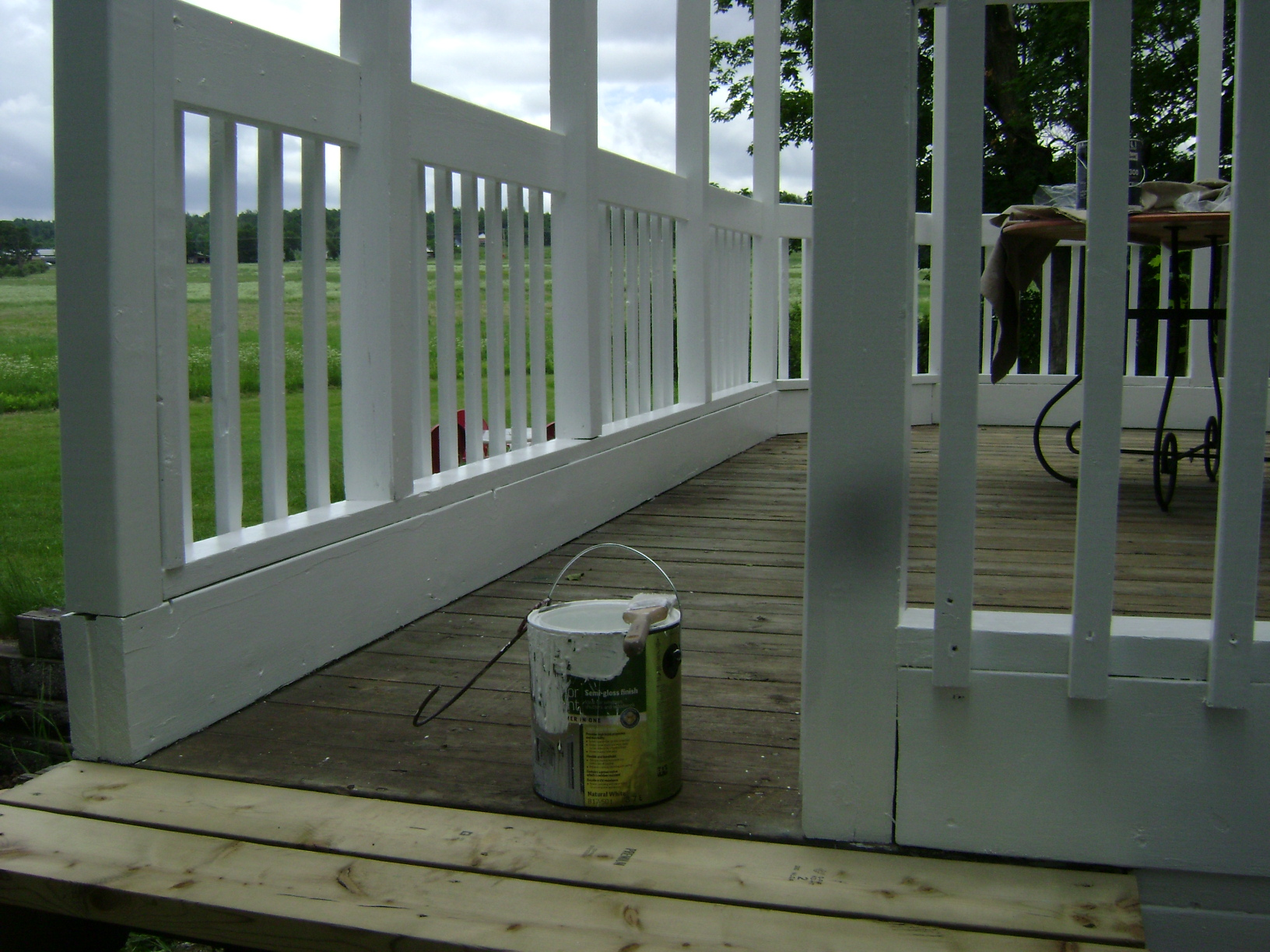 Summer Paint Jobs Home Improvements