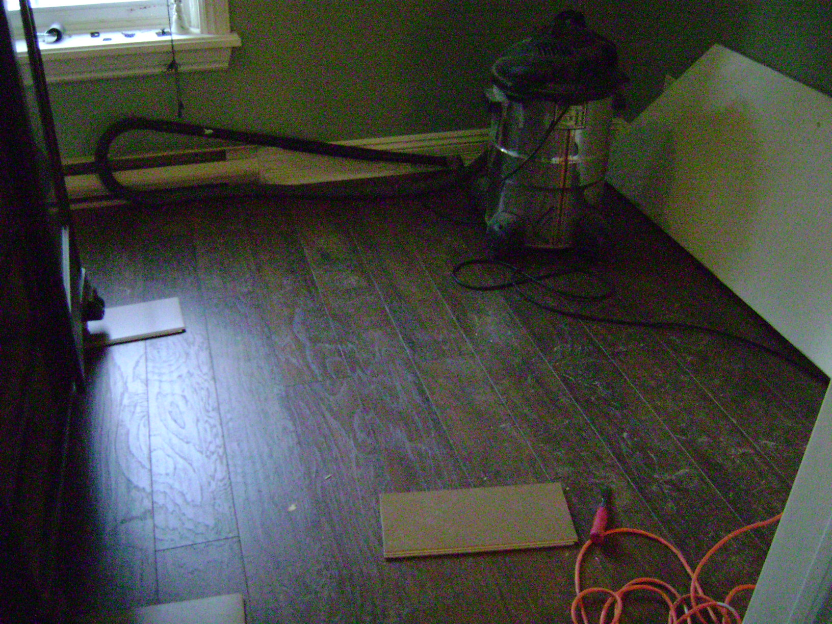 Installing a floating Wood Floor - Home Improvements - ^