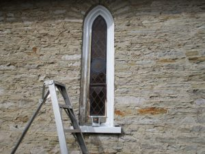 Church windows