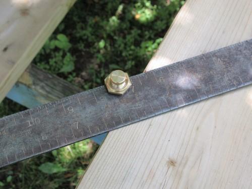 Stair gauge