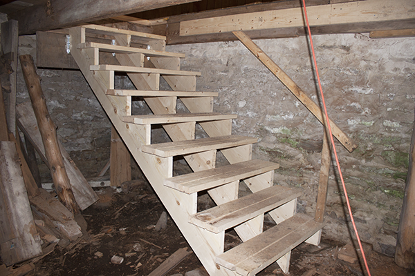 Handrail for stairs