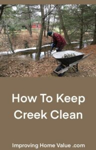 Keep Creek Clean